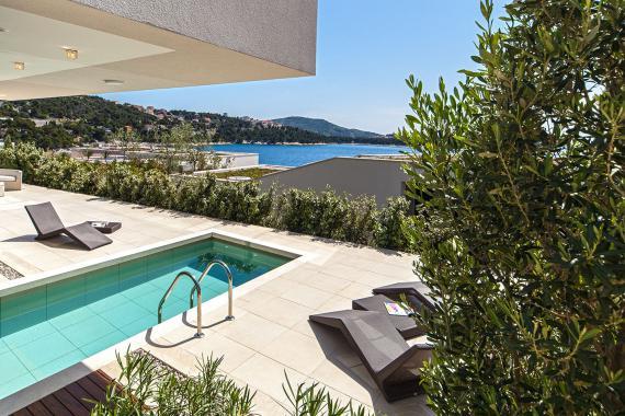 luxe villa kroatie